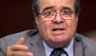 """I'm hoping the living Constitution will die."" - Supreme Court Justice Antonin Scalia"