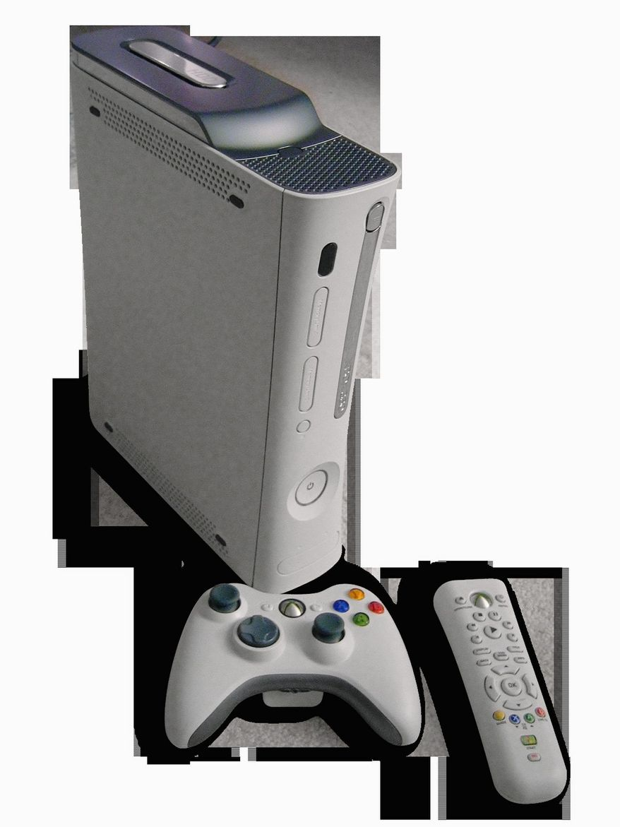 Soon on-demand and live television content will be available on the Xbox 360 gaming console. (Provided by Microsoft Corp.)