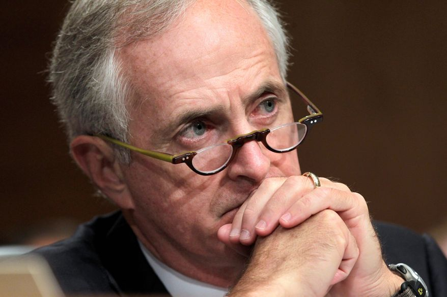 Sen. Bob Corker, Tennessee Republican (Associated Press)