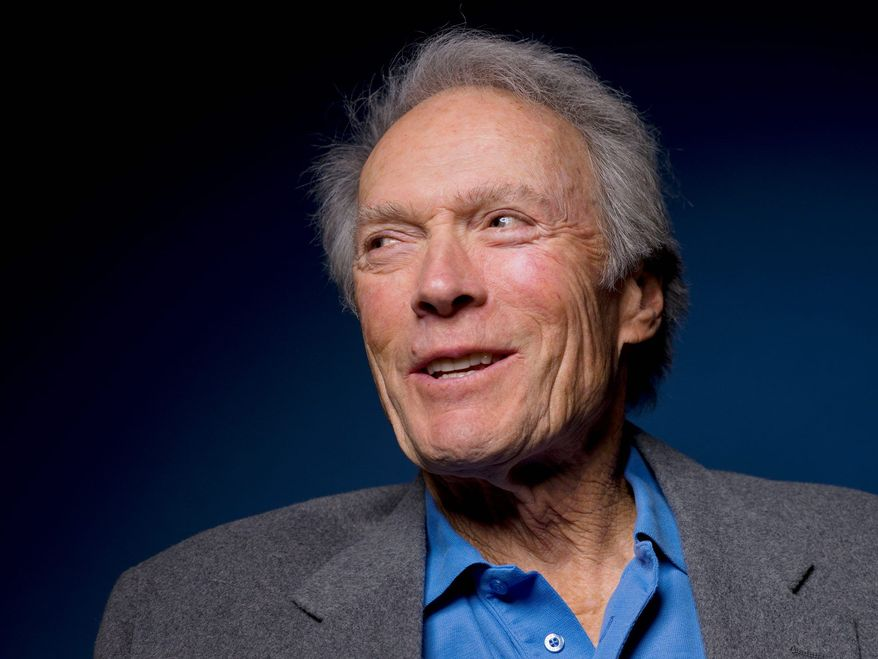 "Clint Eastwood is rumored to be returning to acting with a role in the baseball drama ""Trouble With the Curve."" (Associated Press)"