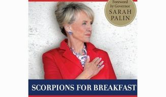 "Arizona Gov. Jan Brewer will attend the ""Women Working For Change"" conference next month. (Broadside Books)"