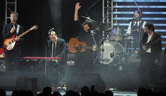 "Wilco released a new album last month, ""The Whole Love,"" that debuted at No.5 on the Billboard 200 album chart. (Associated Press)"