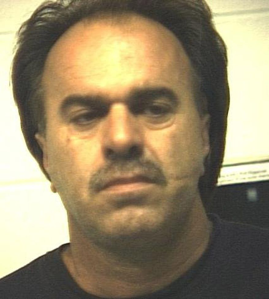 This 2004 photo provided by the Williamson County Jail shows Manssor Arbabsiar, a U.S. citizen charged in a New York federal court on Oct. 11, 2011, with conspiring to kill Adel Al-Jubeir, the Saudi ambassador to the U.S. (Associated Press/Williamson County Jail via Corpus Christi Caller-Times)