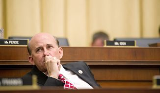 Rep. Louie Gohmert, Texas Republican. (Andrew Harnik/The Washington Times) ** FILE **