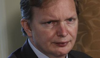 Jim Messina (Associated Press) ** FILE **