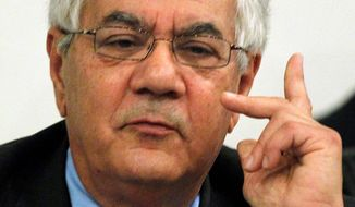 ** FILE ** Former Democratic congressman Barney Frank of Massachusetts. (Associated Press)