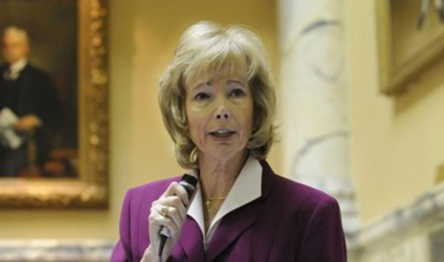 Maryland state Sen. Nancy Jacobs (Associated Press)