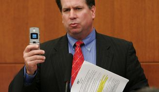Virginia Delegate Tim Hugo, Fairfax Republican (Associated Press)