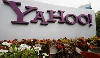 ** FILE ** Yahoo offices. (AP Photo)