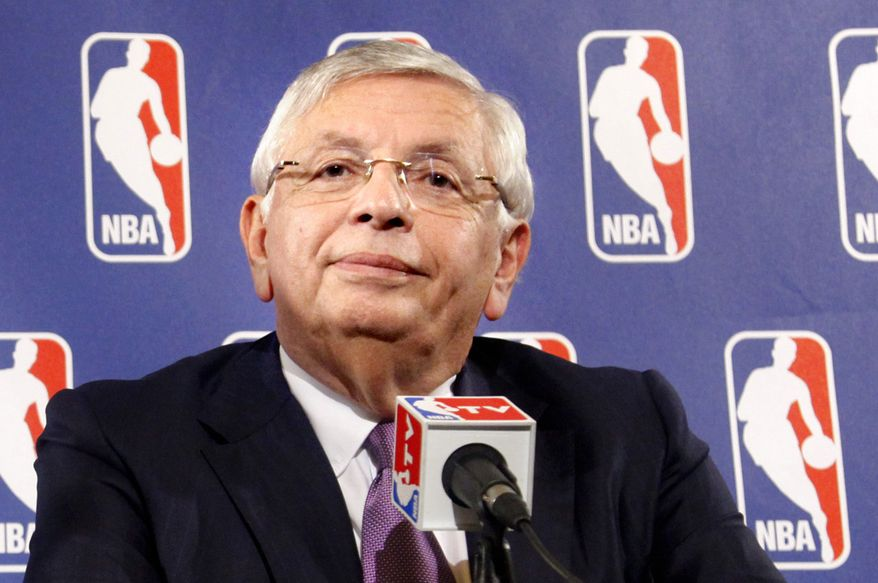 NBA Commissioner David Stern canceled all November games on Friday, Oct. 28, the 120th day of the lockout. (AP Photo/Bebeto Matthews, file)
