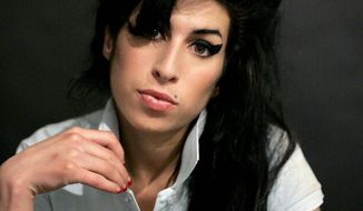 Amy Winehouse (Associated Press)