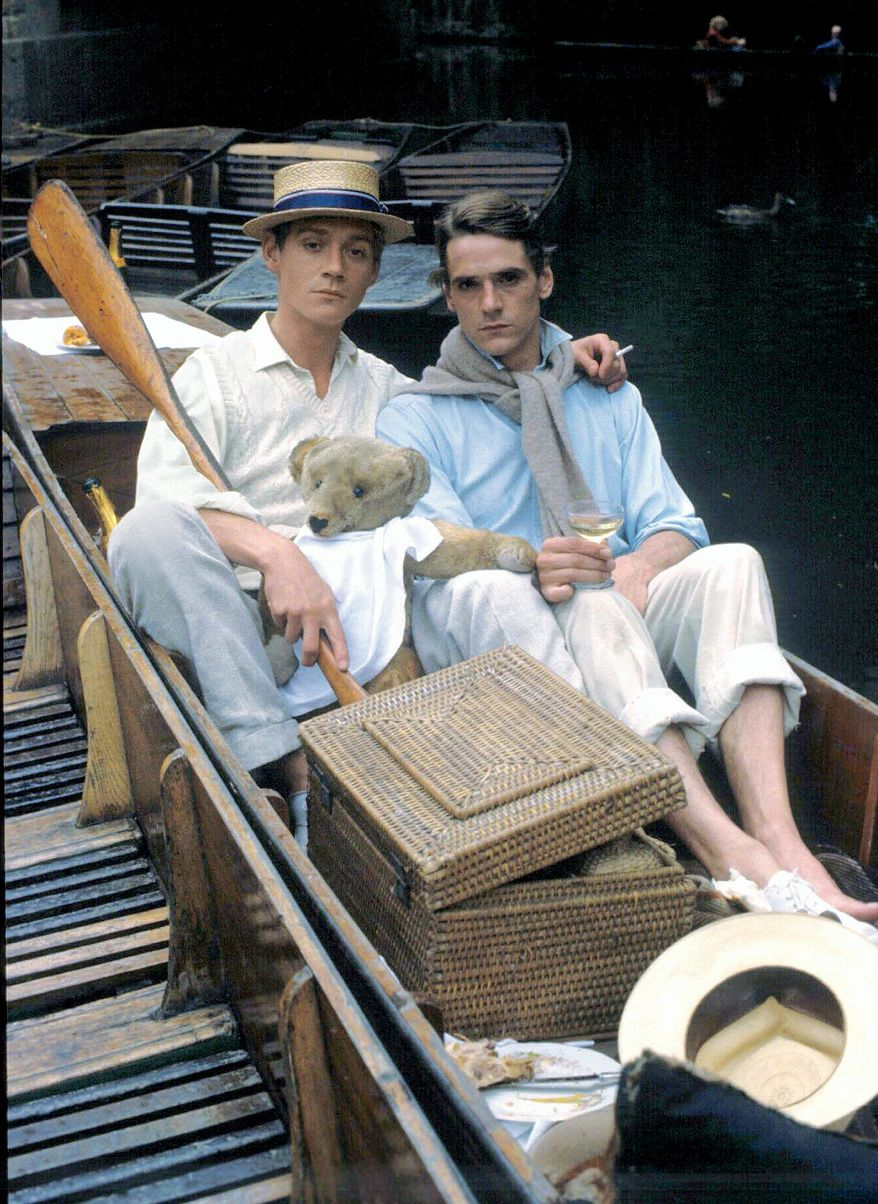 """Watching """"Brideshead Revisited"""" 30 years after the 11-part PBS series became a sensation in fall 1981 is a reminder of all that was marvelous about the adaptation of Evelyn Waugh's 1945 novel. It faced so many impediments that it could have been a disaster. (Photograph provided by Acorn Media)"""