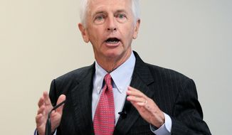 ** FILE ** Kentucky Gov. Steven L. Beshear. (Associated Press)