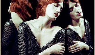 "Florence + the Machine's new release is titled ""Ceremonials."" (Universal Republic Records via Associated Press)"