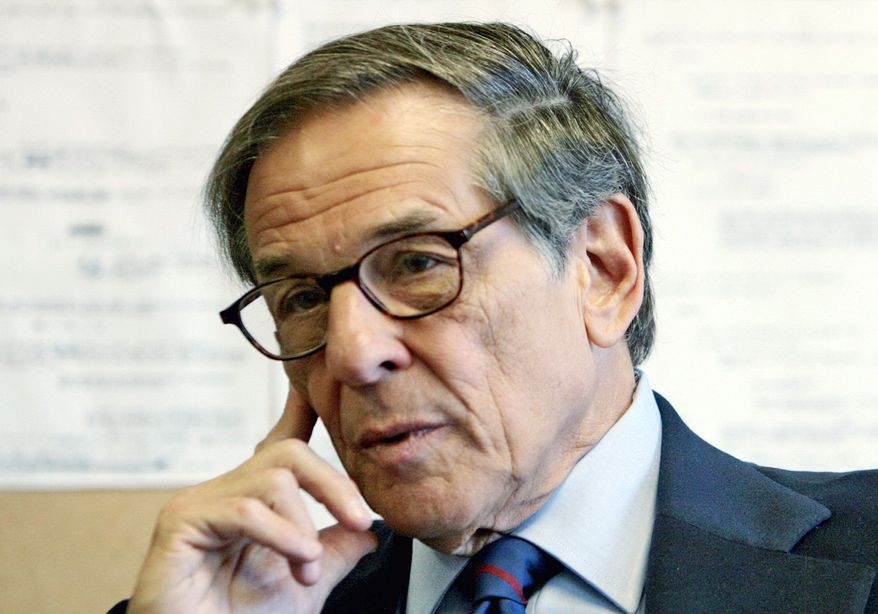 """I'm ready to start writing it now,"" biographer Robert A. Caro says of a planned fifth book on the life of Lyndon B. Johnson. (Associated Press)"
