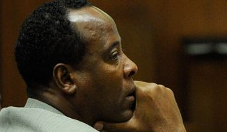 Dr. Conrad Murray, convicted of involuntary manslaughter, now tells his own story about the tragic death of pop star Michael Jackson. (Associated Press/File)
