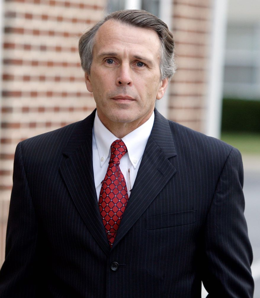 ASSOCIATED PRESS Brett O. Feese, a former high-ranking Republican in Pennsylvania, was convicted in a scheme to misuse millions of dollars in taxpayer money.