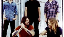 For more than 20 years, the Foo Fighters have been the Switzerland of popular rock.