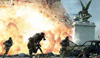 Movie blockbuster moments will blow players away in the video game Call of Duty: Modern Warfare 3.