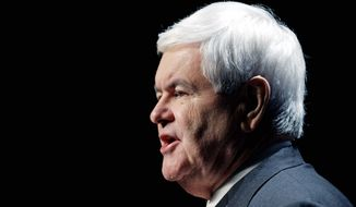 NEW NEWT?: Republican presidential hopeful Newt Gingrich's campaign says the former speaker of the House is willing to admit when he is wrong, but some Republicans remain skeptical of positions he has taken in the past. (Associated Press)
