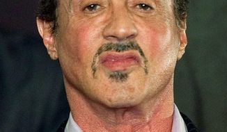 Sylvester Stallone (Associated Press)
