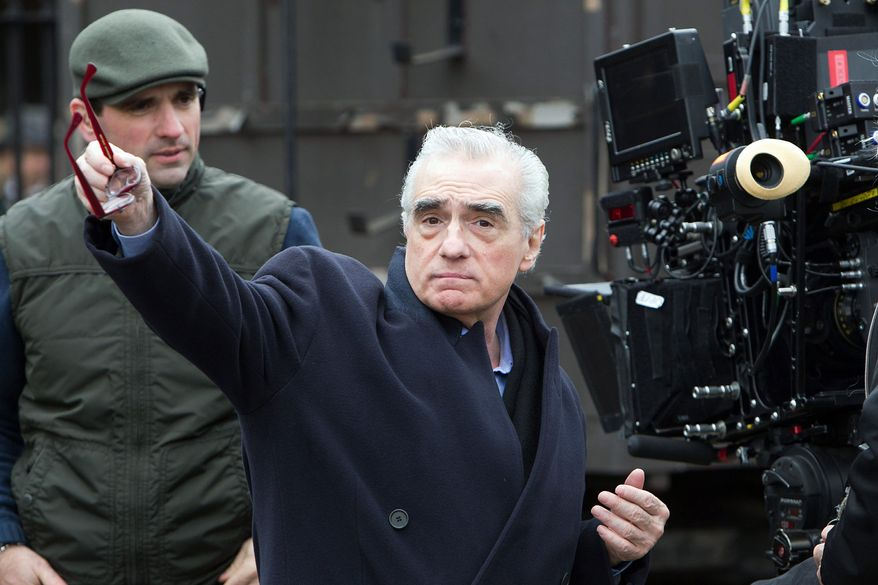 """Martin Scorsese has joined the ranks of other film directors who have shot a movie in 3-D. """"Hugo,"""" based on the award-winning illustrated book """"The Invention of Hugo Cabret,"""" is Mr. Scorsese's first 3-D movie. To him, seeing in depth is natural, """"because we live with depth."""" (Paramount Pictures via Associated Press)"""