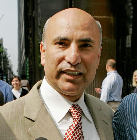 "Antoin ""Tony"" Rezko, shown here in 2008, was sentenced to 10 1/2 years for corruption as a top fundraiser for ousted Illinois Gov. Rod R. Blagojevich. H"