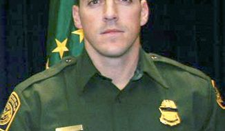 Border Patrol Agent Brian A. Terry (Associated Press)
