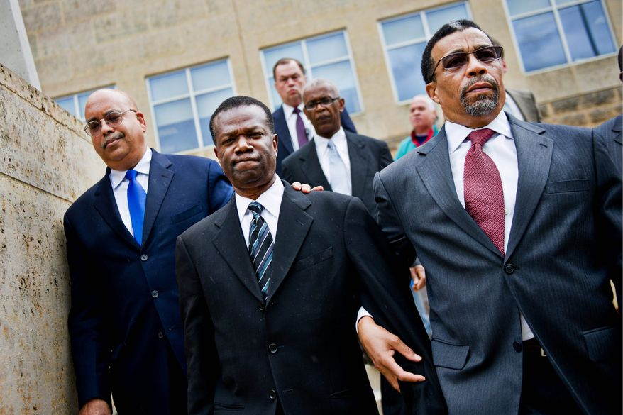 Former Prince George's County Executive Jack B. Johnson is scheduled for sentencing on Dec. 6. He faces up to 14 years in prison for accepting up to $1 million in bribes. (The Washington Times)
