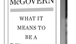 """George McGovern, """"What it means to be a Democrat"""""""