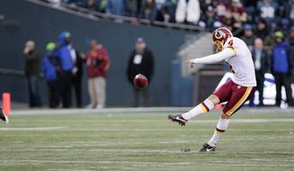 """We're going with Graham. It really had nothing to do with Graham, with the missed field goal or the missed extra point. That was totally on our protection scheme."" - Redskins coach Mike Shanahan"
