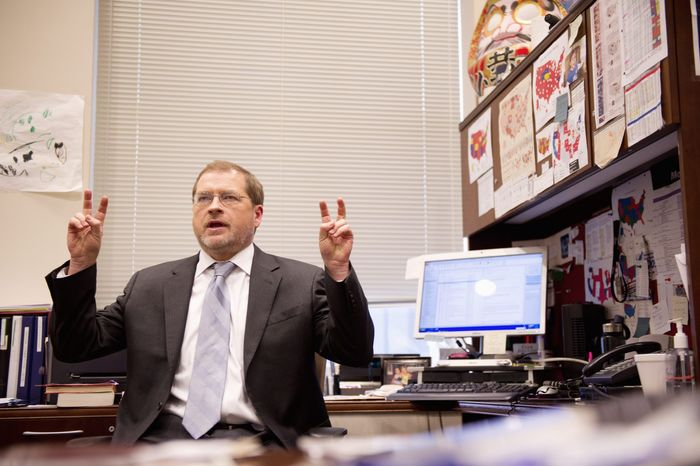 "Americans for Tax Reform President Grover Norquist ""is hilarious,"" says an acquaintance. ""If you've only seen him in little sound bites talking about tax policy, you're missing out."" Mr. Norquist, who writes a lot of his own jokes, will compete Wednesday night a"