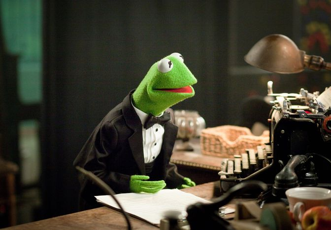 Kermit the Frog (Associated Press)