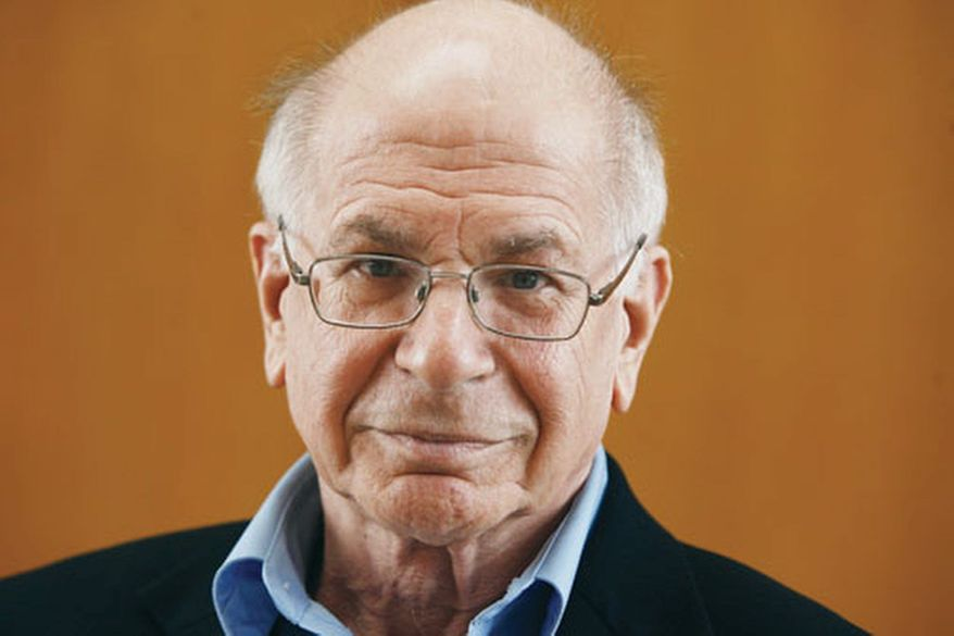 "Author reading: Daniel Kahneman Nobel winner Daniel Kahneman's focus is not on what we think, but how and why. ""When you are asked what you are thinking about,"" he writes in Thinking Fast and Slow, ""you can normally answer. You believe you know what goes on in your mind, which often consists of one conscious thought leading in an orderly way to another. But that is not the only way the mind works, nod indeed is that the typical way."" More often that not, argues Kahneman, the thoughts we can put a name to are the product of processes that we never think about. ""The mental work that produces impressions, intuitions, and many decisions goes on in silence in our mind."" Move over, Jack Handy, Kahneman's thoughts are even deeper than yours. Dec. 7 at Politics and Prose, 5015 Connecticut Ave. NW. Phone: 202-364-1919. Web: http://www.politics-prose.com/"