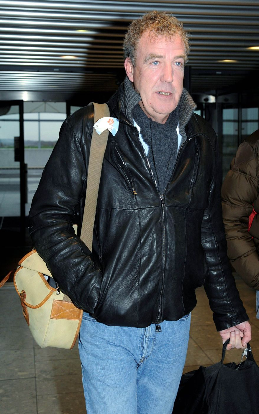 """""""Top Gear"""" host Jeremy Clarkson has one union calling for his job after the BBC personality said Wednesday that striking public-sector workers should be shot. (Associated Press)"""