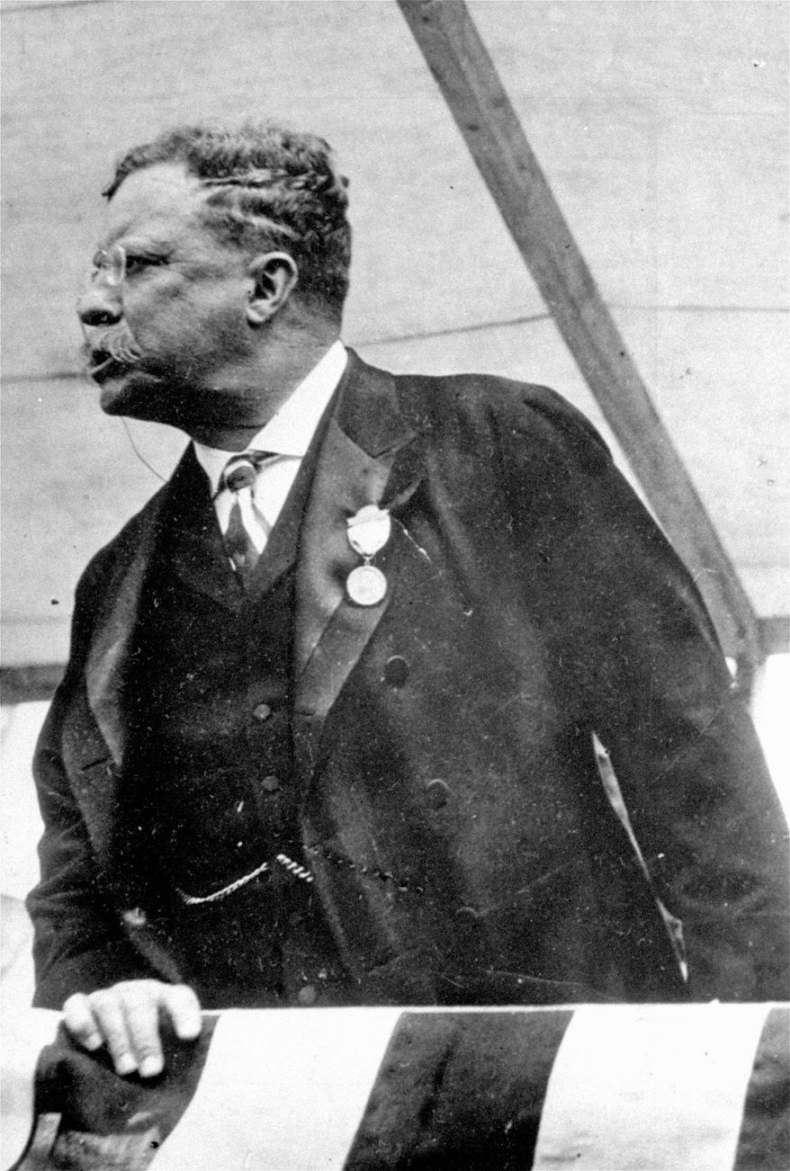 The president will travel Tuesday to Osawatomie, Kan., where in August 1910, Theodore Roosevelt gave a famous speech 17 months after leaving the White House. (Associated Press)