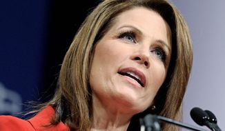 Rep. Michele Bachmann, Minnesota Republican