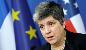 Homeland Security Secretary Janet A. Napolitano faces a deadline set by the House Judiciary Committee to provide a list of illegal and criminal immigrants who have been flagged by Immigration and Customs Enforcement agents but have not been detained or placed in removal proceedings. A possible contempt citation hangs over the department.
