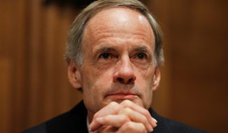 Sen. Thomas R. Carper, Delaware Democrat (Associated Press)