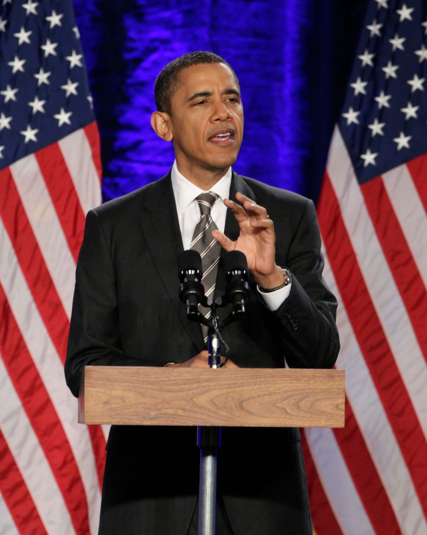 ASSOCIATED PRESS Despite the continued violence and political uncertainty in Iraq, President Obama thinks the Iraqis are ready to deal with their own national security, a spokesman for the president said Tuesday.