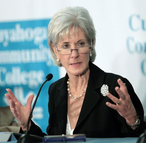 A New York judge said in ruling on a petition seeking to relax FDA rules on the morning-after pill that Health and Human Services Secretary Kathleen Sebelius could be added as a defendant. (Associated Press)