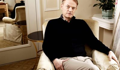 """Actor Jared Harris plays Professor James Moriarty with quiet, chilling detachment in the new film """"Sherlock Holmes: A Game of Shadows."""" (Associated Press)"""