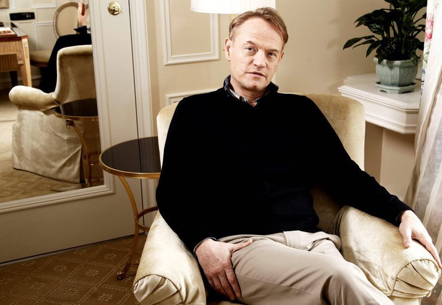 "Actor Jared Harris plays Professor James Moriarty with quiet, chilling detachment in the new film ""Sherlock Holmes: A Game of Shadows."" (Associated Press)"