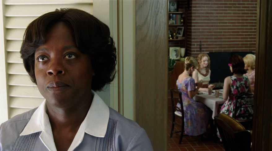 """Viola Davis has been nominated for a Screen Actors Guild Award for her work in the movie """"The Help."""" (AP Photo/Disney, Dale Robinette)"""