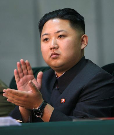 Kim Jong-un, third son of late North Korean leader Kim Jong-il, is believed to have the mannerisms, personality and ideology of his mercurial father. (Xinhua News