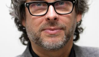 "I didn't want to get left behind in the e-book revolution,"" author Michael Chabon says about taking the traditional e-book royalty for his recent works though he says it's too low. (Associated Press)"