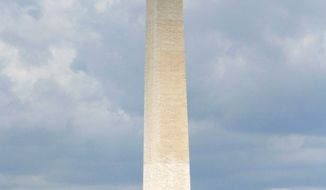 **FILE** The Washington Monument. (Associated Press)