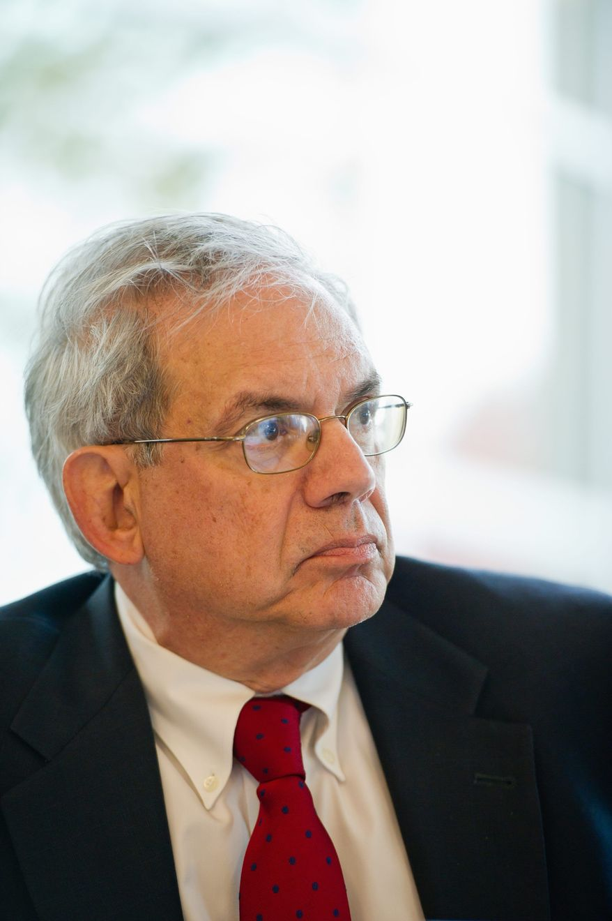 **FILE** D.C. Attorney General Irvin B. Nathan (Andrew Harnik/The Washington Times)