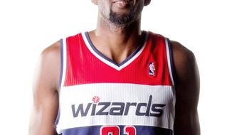 The Washington Wizards selected small forward Chris Singleton with the 18th overall pick in the 2011 Draft. (Andrew Harnik/The Washington Times)
