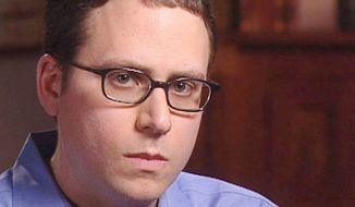 Stephen Glass, a former writer for the New Republic who was caught fabricating articles in the late 1990s, is trying to become a lawyer. (Associated Press)